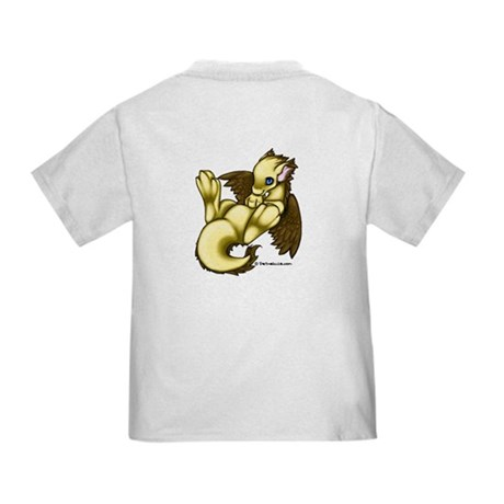 Yellow Liath Toddler T-Shirt