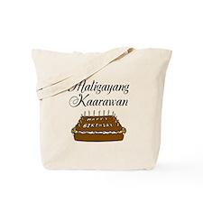 Happy Birthday (Tagalog) Tote Bag