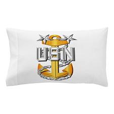 Navy - CPO - MCPO Pin Pillow Case