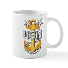Navy - CPO - MCPO Pin Mug