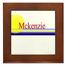 Mckenzie Framed Tile