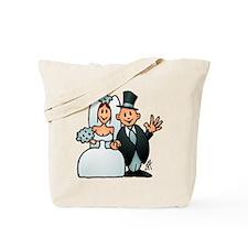 Wonderful wedding Tote Bag