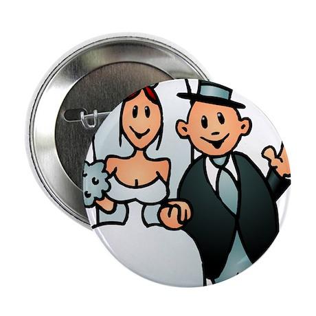 "Wonderful wedding 2.25"" Button"