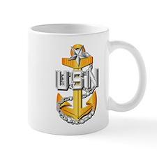 Navy - CPO - SCPO Pin Mug