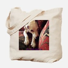 Jack Russell Resting Tote Bag