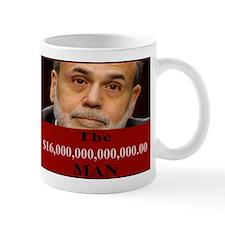 Ben Bernanke 16 Trillion Mug