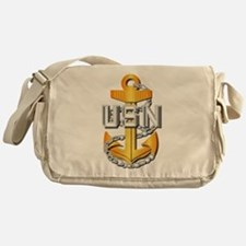 Navy - CPO - CPO Pin Messenger Bag