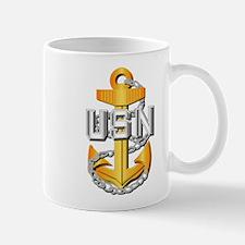 Navy - CPO - CPO Pin Mug