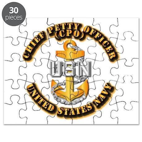 Navy - CPO - CPO Puzzle