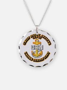 Navy - CPO - CPO Necklace