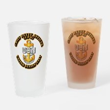 Navy - CPO - CPO Drinking Glass
