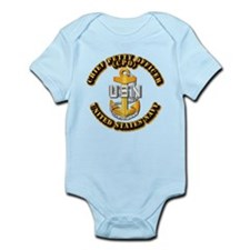 Navy - CPO - CPO Infant Bodysuit