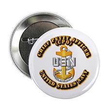 """Navy - CPO - CPO 2.25"""" Button"""