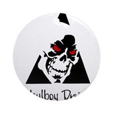 Skulboy Designs logo Ornament (Round)