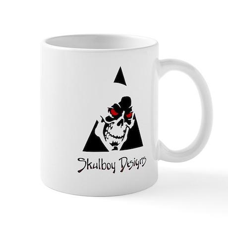 Skulboy Designs logo Mug