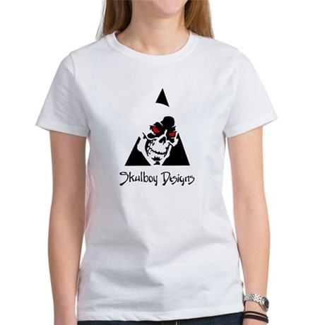 Skulboy Designs logo Women's T-Shirt