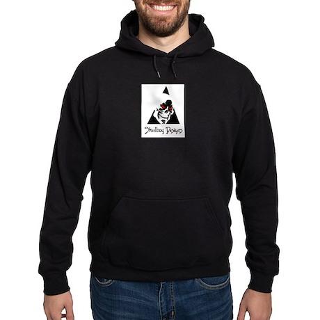 Skulboy Designs logo Hoodie (dark)