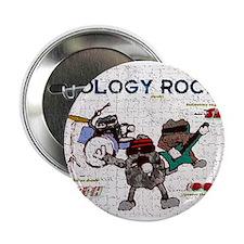 "Geology Rocks 2.25"" Button"