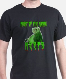 night of the living meeps T-Shirt