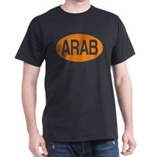 Arab Black T-Shirt