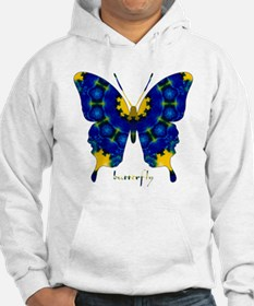 Charisma Butterfly Hoodie
