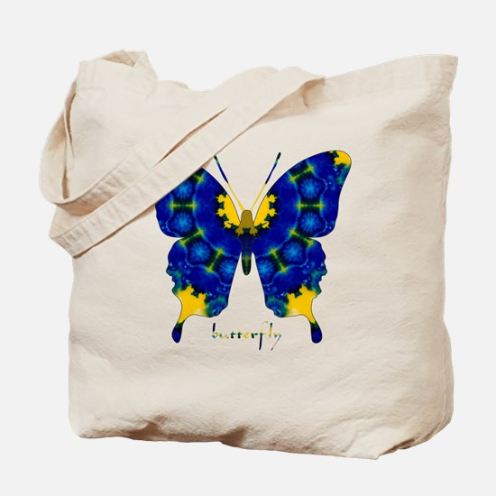 Charisma Butterfly Tote Bag