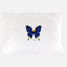 Charisma Butterfly Pillow Case