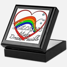Teacher Appreciation Keepsake Box