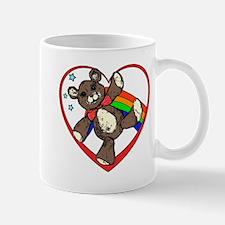 I hart teddy bears Mug