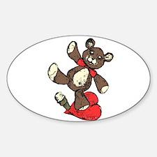 Teddy bear Decal