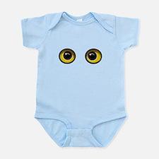 Eyes Infant Bodysuit