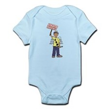 Stand Up for CDH Babies Infant Bodysuit