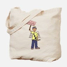 Stand Up for CDH Babies Tote Bag