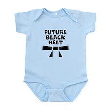 Future Black Belt Onesie