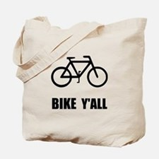 Bike Y'all Tote Bag