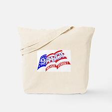 Never Forget Flag Tote Bag