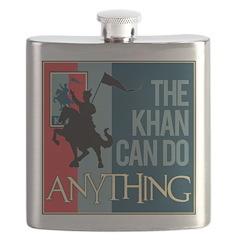 The Khan Flask