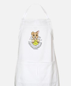 Oops-a-Dazy Puppy Apron