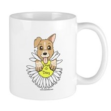 Oops-a-Dazy Puppy Mug