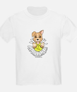 Oops-a-Dazy Puppy T-Shirt