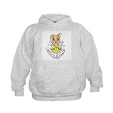 Oops-a-Dazy Puppy Hoodie