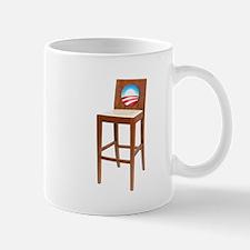 Anti Obama Empty Chair Mug