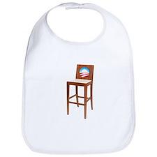 Anti Obama Empty Chair Bib