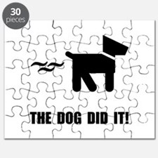 Dog Did It Puzzle