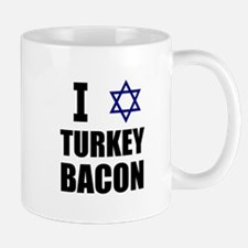 I Star Turkey Bacon Mug