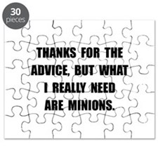 Need Minions Puzzle
