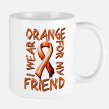 I Wear Orange for my Friend.png Mug