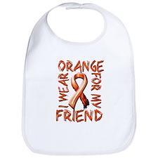 I Wear Orange for my Friend.png Bib