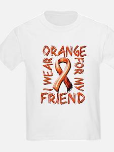 I Wear Orange for my Friend.png T-Shirt