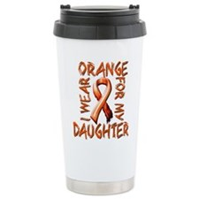 I Wear Orange for my Daughter.png Travel Mug